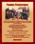Familles Franciscaines promo 26 janvier