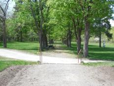 Terrain des tentes 1