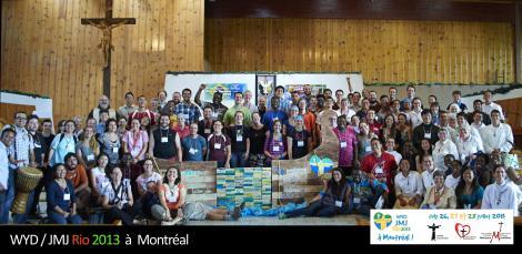 Groupe JMJ de Montréal 2013
