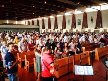 Messe des JMJ