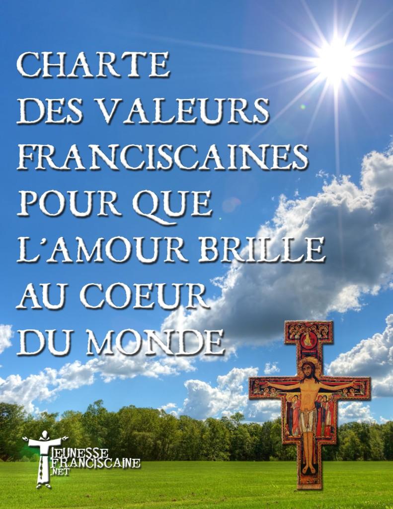 Charte des Valeurs Franciscaines