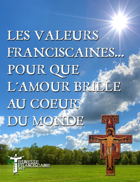 Les Valeurs Franciscaines