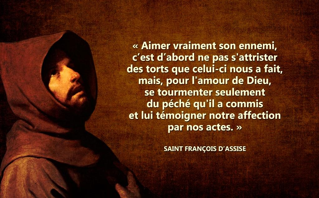 Citations franciscaines