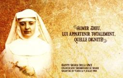 Sainte Maria della Pace FMM