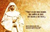 Sainte Marie de Saint Just FMM