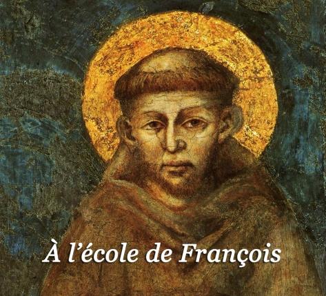 À l'école de saint François copy