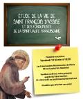 Étude vie de francois 19 février copy