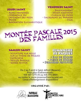 MontéePascale2015BeauceAffiche