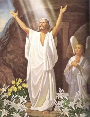Christ Pâques