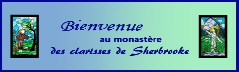 Clarisses Sherbrooke Liens
