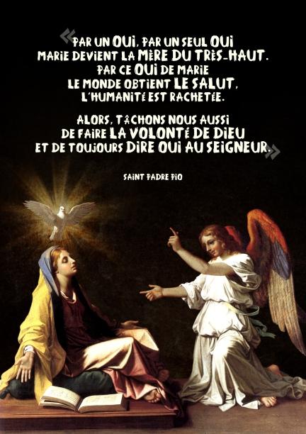 Padre Pio - Par un seul oui