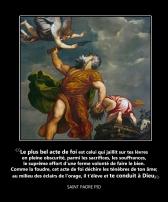 Padre Pio - Le plus bel acte de foi
