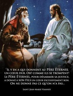 Curé d'Ars - Jésus et Nicodème 2018