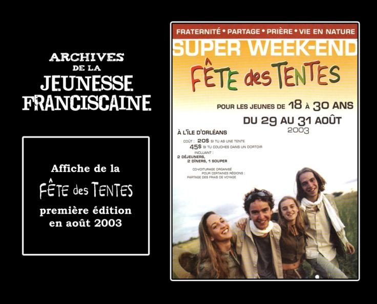 Série ARCHIVES affiche FDT 1