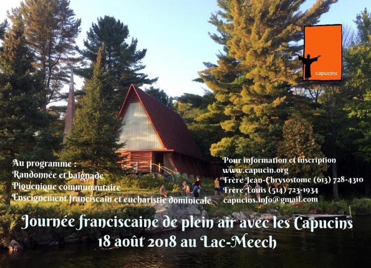 Journée franciscaine capucins 18 aout