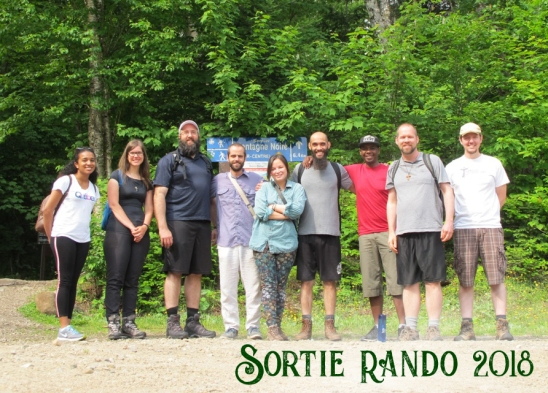 Groupe Sortie Rando