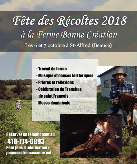Fête des Récoltes 2018