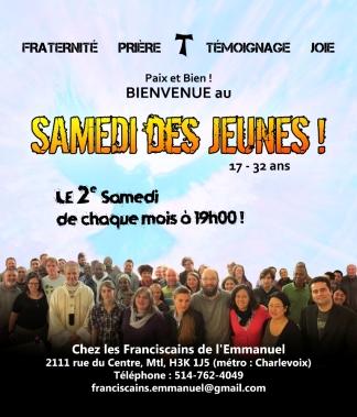 Samedi des Jeunes 2018