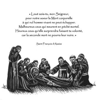 François d'Assise - Memento Mori