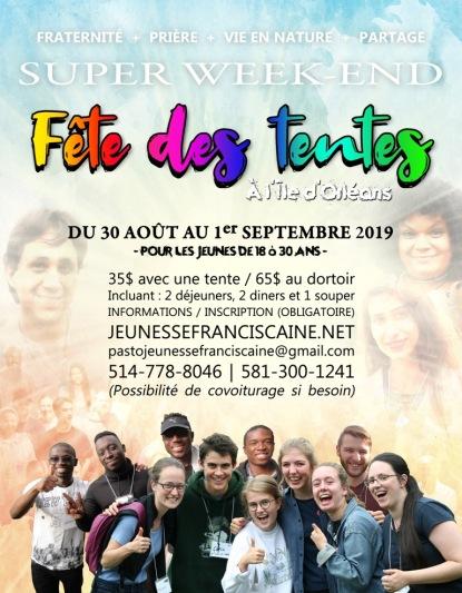 Affiche FDT 2019