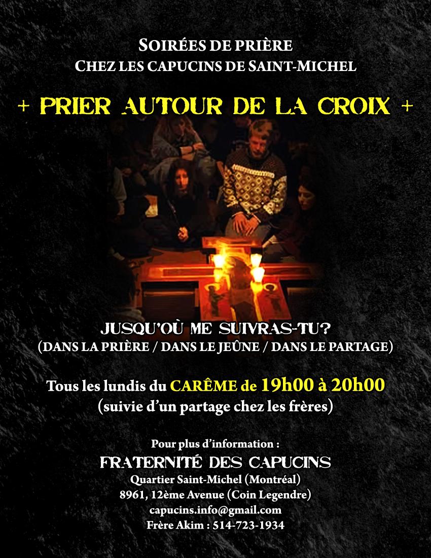 Affiche no1 Carême 2019 Capucins St-Michel