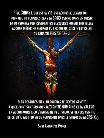 Full color painting of Jesus on the cross by Simon Bisley|Full color painting|Jesus|jesus,cross