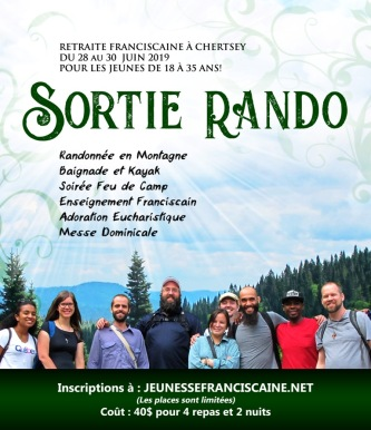 AFFICHE SORTIE RANDO 2019