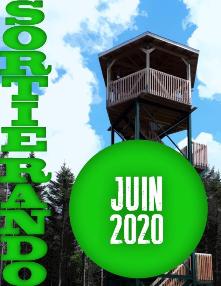 SORTIE RANDO juin 2020