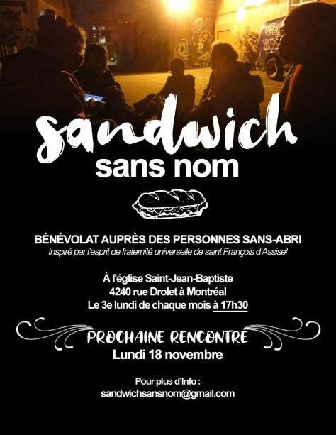 Sandwich sans nom novembre 2019