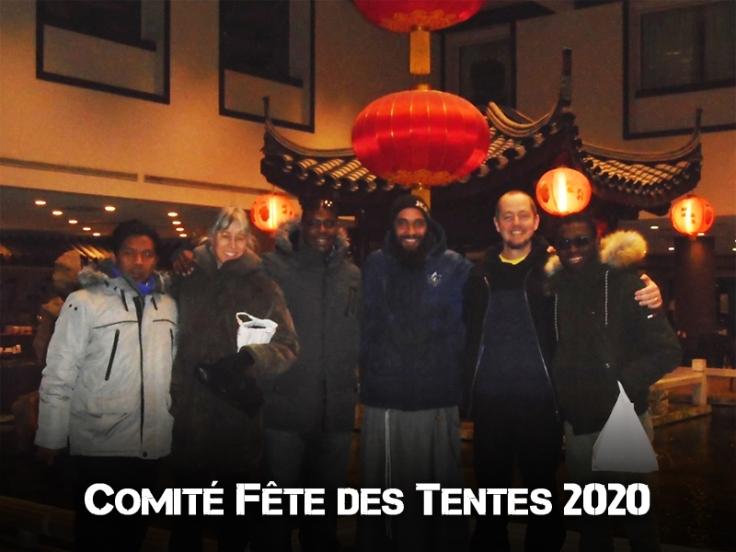 Comité FDT 2020